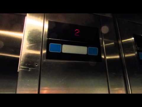 Dover Hydraulic Elevator at The Listel Hotel in Whistler BC