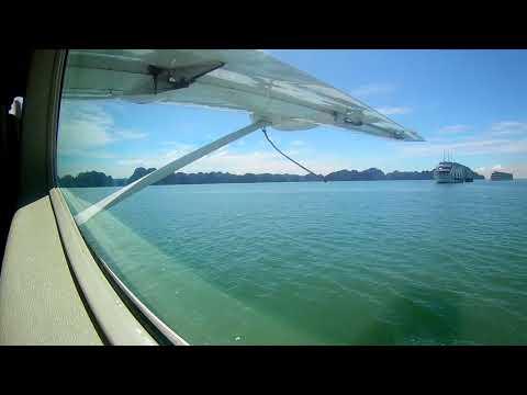 Watervliegtuig Halong Bay