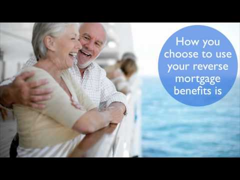Reverse Mortgages in California - benefits of a reverse mortgage