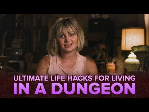 Ultimate Life Hacks For Living In A Dungeon