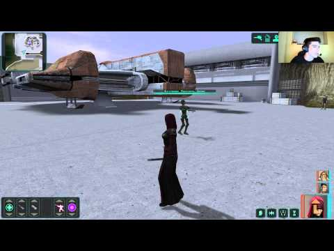 Showing off my Lightsabers: Star Wars Knights of the Old Republic 2: The Sith Lords
