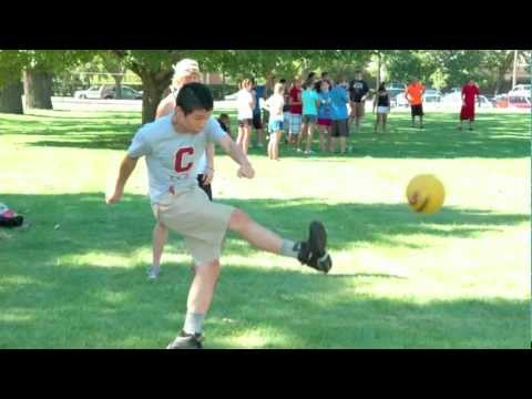 Coe College Orientation Week: Kick Ball '11