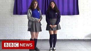Inside the school for transgender children - BBC News