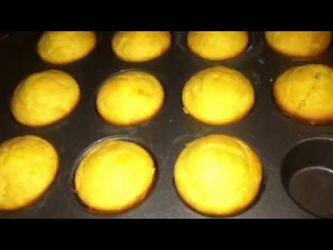 Little Chef / how to make jiffy corn muffins