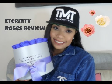The Million Roses Review (roses that last a year!)