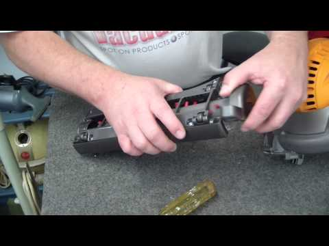Dyson DC25 Brush Roller clean