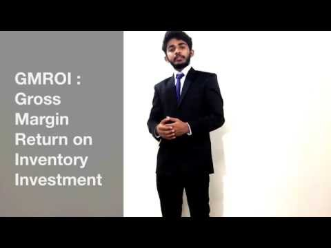 GMROI (Gross Margin Return on Inventory Investment) in Retail