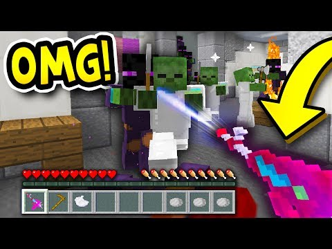 RAY GUN IN MINECRAFT! (Hypixel Zombies)