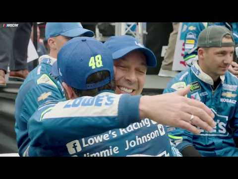 From The Vault: Jimmie gets win No. 82