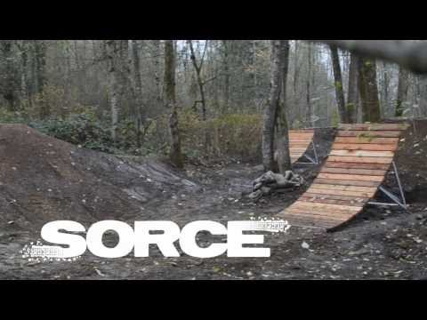 Invergarry Bike Park - Shovel Buster - phase 2