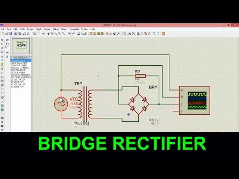 BRIDGE RECTIFIER FULL WAVE