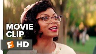 Hidden Figures Movie CLIP - Glasses (2017) - Taraji P. Henson Movie