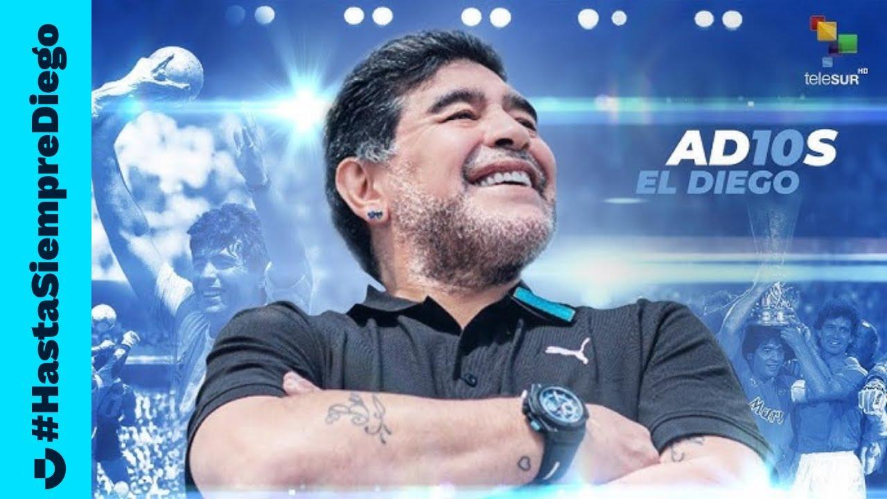 De Zurda - Diego Armando Maradona - Documental completo - El detrás de escena de Brasil 2014