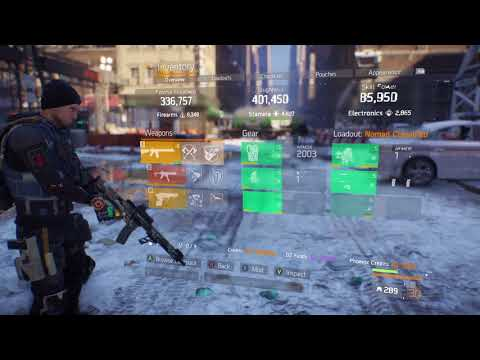 Tom Clancy's The Division™ ...JUST FOR Testing