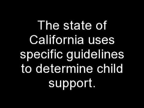 California Child Support Calculator CA | How To Use It