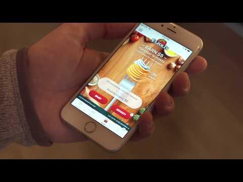 Fazoli's Rewards Loyalty App