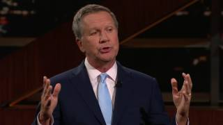 John Kasich: Redefining Republican | Real Time with Bill Maher (HBO)