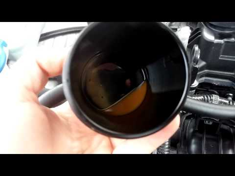 OIL CATCH CAN: 1 week update - WOW!