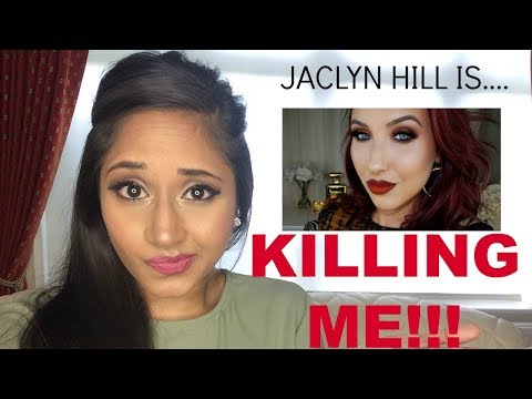 JACLYN HILL IS KILLING ME!! - update on makeup 'no buy' Month 8