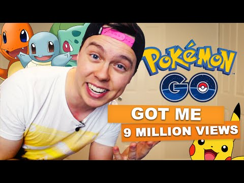 POKEMON GO GOT ME 9 MILLION VIEWS!