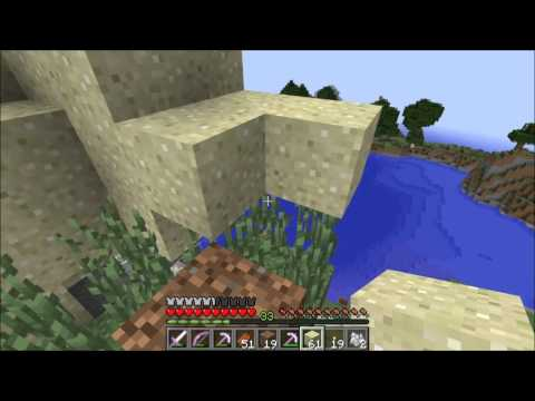 Minecraft - How to make floating sand and carpets