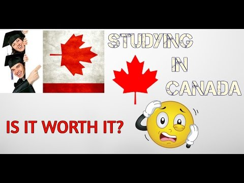 NIGERIANS STUDYING IN CANADA: PROS AND CONS