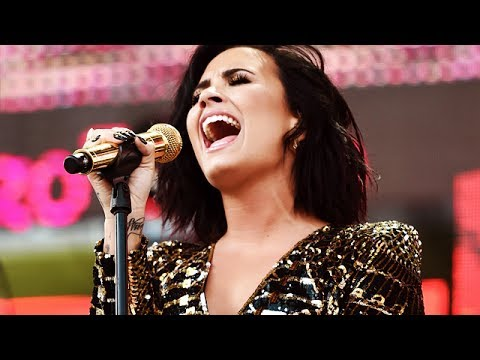 10 times Demi Lovato hit the HIGH NOTE in 'For You'!