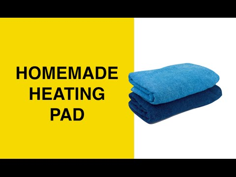 Home Remedies for Sciatica Nerve Pain (Homemade Heating Pad for Treatment at Home)