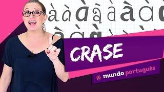 🙀 Quando usar CRASE? - Gramática - Mundo Português - ENEM