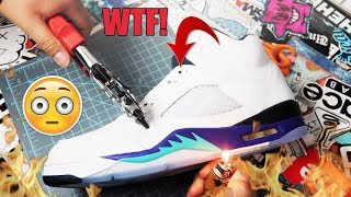0e8307a5290 Sole Swap Series - Episode 2 How To Remove Crumbling Midsoles ...