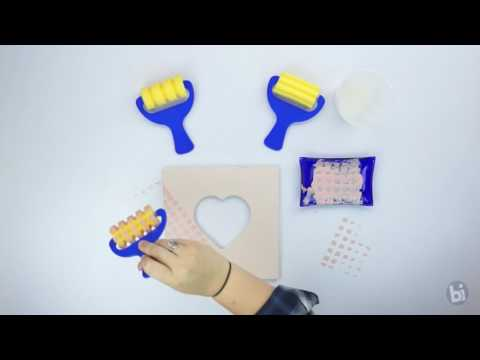 HOW TO: Use Sponge Rollers