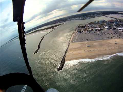Helicopter Ride Around Ocean City, MD