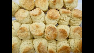 ANGEL BISCUITS | Old-Fashioned YEAST STYLE | DIY Demonstration