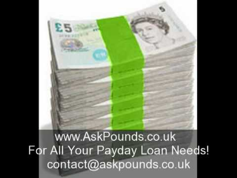 Payday Loan Loans Cash Advance UK Personal Fast Cash Bad Credit No Check Faxing United Kingdom