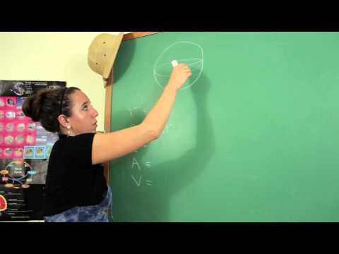 How to Figure Out the Radius of a Sphere Without Knowing the Volume : Science & Math