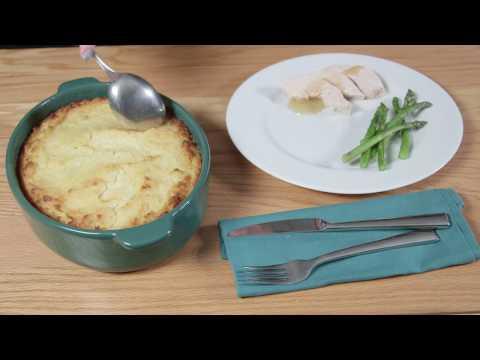 Make Ahead Mashed Potatoes