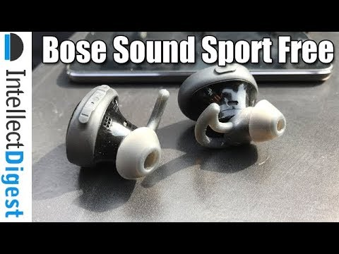 Bose Sound Sport Free Hands On, Price And Features Overview | Intellect Digest