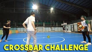 CROSSBAR CHALLENGE Atta Saaih Thoriq... Menang dapet IPHONE 11 PROMAX