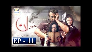 Haiwan Episode 11 - 14th November 2018 - ARY Digital Drama