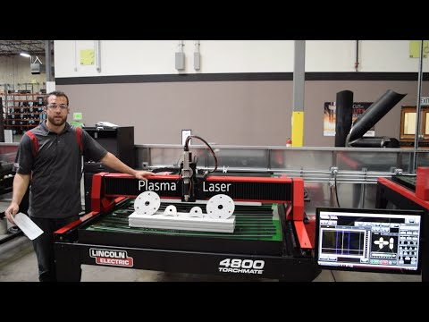 CNC Plasma Cutting Vs. Laser Cutting    Return on Investment Case Study