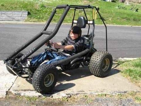 Off-Road Go Kart