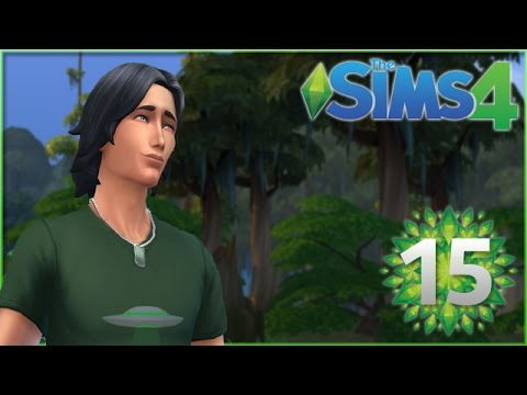 Sims 4: Tate's 'Big Catch' - Episode #15
