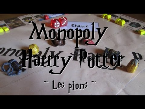 DIY || Monopoly Harry Potter | Partie 2