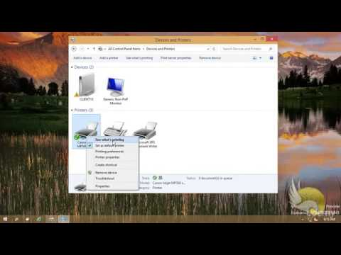 Windows 10   How to set print and language settings