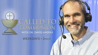 What's stopping you from becoming Catholic?   Catholic catechist, writer and speaker, Dr. David Anders talks lovingly but clearly with non-Catholics & fallen-away Catholics in this live call-in show.  Call - 1- 800-585-9396 or 205-271-2985  TEXT US: text the letters