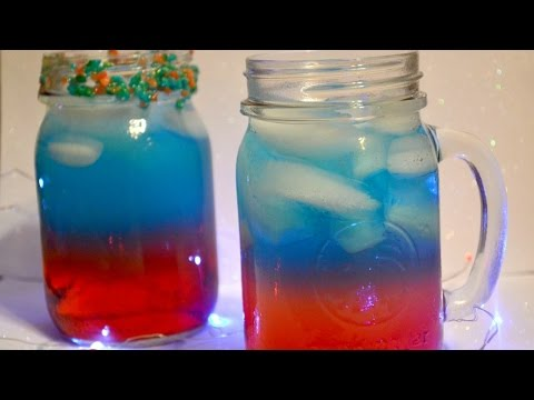 Fourth of July | Multi Layered Drink (NON-ALCOHOLIC)