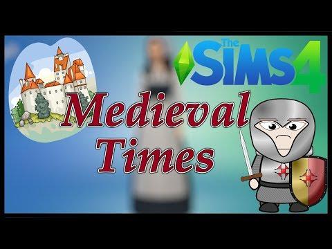 The Sims 4 | Create a Sim: Medieval Times