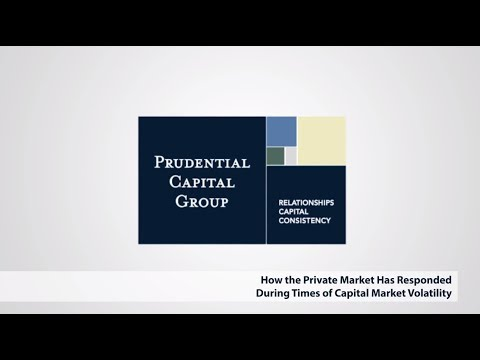 How the Private Market Has Responded During Times of Capital Market Volatility