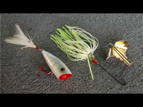 Topwater Bass Fishing Tips - How to Catch Bass on Topwater Poppers, Zara Spooks, Buzzbaits, Frogs