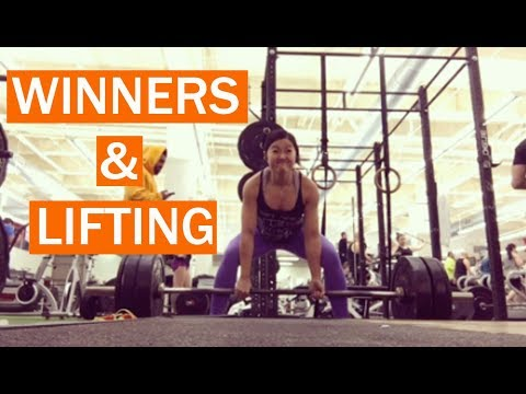 Transformation Contest Winners & Heavy Lifting